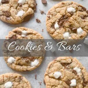 Cookies & Bars